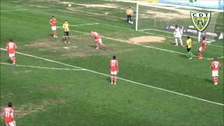 Tondela 2-0 Benfica B (Liga 2 Cabovisão)