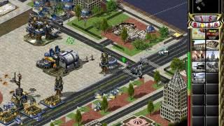 C&C Red Alert 2 Megapack Challenge 1v7 - Truck Romps - Yuri