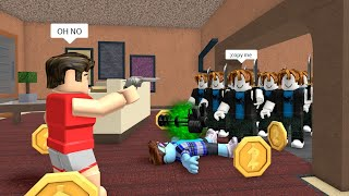 ROBLOX Murder Mystery 2 FUNNY MOMENTS (JUNKBOT)