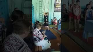 Спартакиада 1.06.18 Арефьев Егор