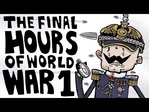 What Were the Final Hours of WW1 Like