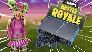 Fortnite pour PS2 Glitch
