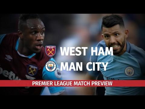 West Ham v Manchester City - Premier League Preview