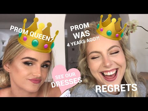 LET'S TALK PROM | Q & A | SYD AND ELL