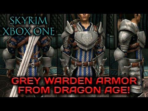Skyrim Warden Armor Mod