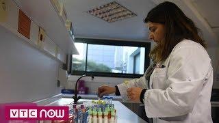 Australia: Thử máu phát hiện u ác tính | VTC1
