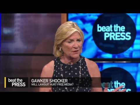 Beat the Press: Gawker Shocker, Will Lawsuit Hurt Free Media?