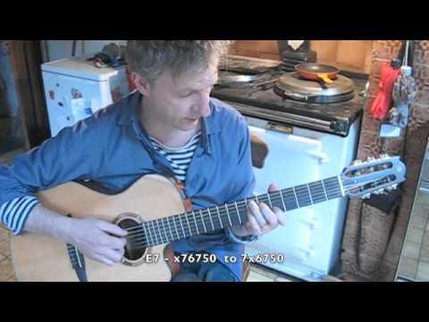 Start Wearing Purple - Guitar Lesson - Gogol Bordello