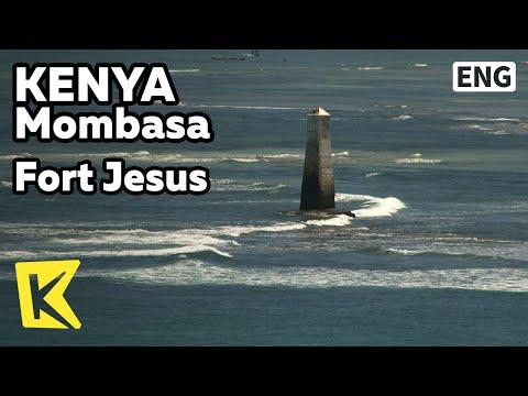 【K】Kenya Travel-Mombasa[케냐 여행-몸바사]노예 경매장 역사, 예수 성채/Fort Jesus/Old town/Unesco/Slavery