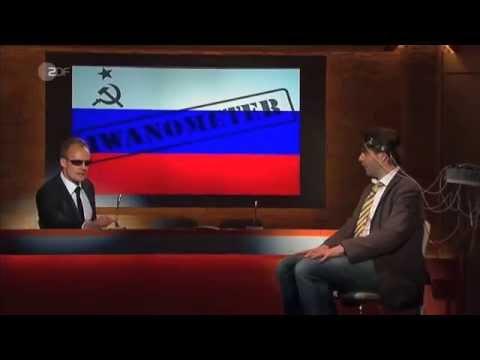 Die Anstalt im ZDF - Der Putinversteher - Die Wahrheit über die Ukrainekrise
