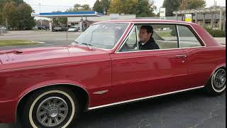 1965 GTO TEST DRIVE AFTER THE SALE - FIRST REACTION