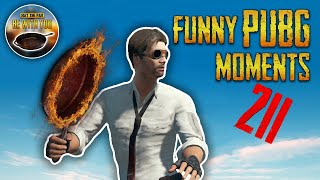 PUBG Funny Moments Clips Plays WTF #211 - MAY THE PAN BE WITH YOU (Playerunknown's Battlegrounds)