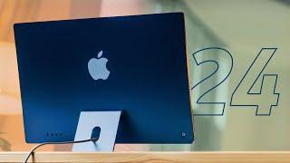 iMac 24 на M1 спустя 2 недели — вся правда!