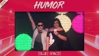 Blue Space Oficial - Thalia Bombinha e Valenttini Drag - 22.09.18