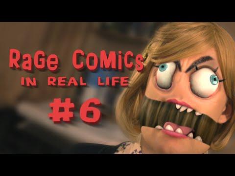 Rage Comics - In Real Life 6