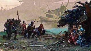Avengers : Endgame Deleted Scene - The Avengers Pay Tribute to Tony Stark ( HD )