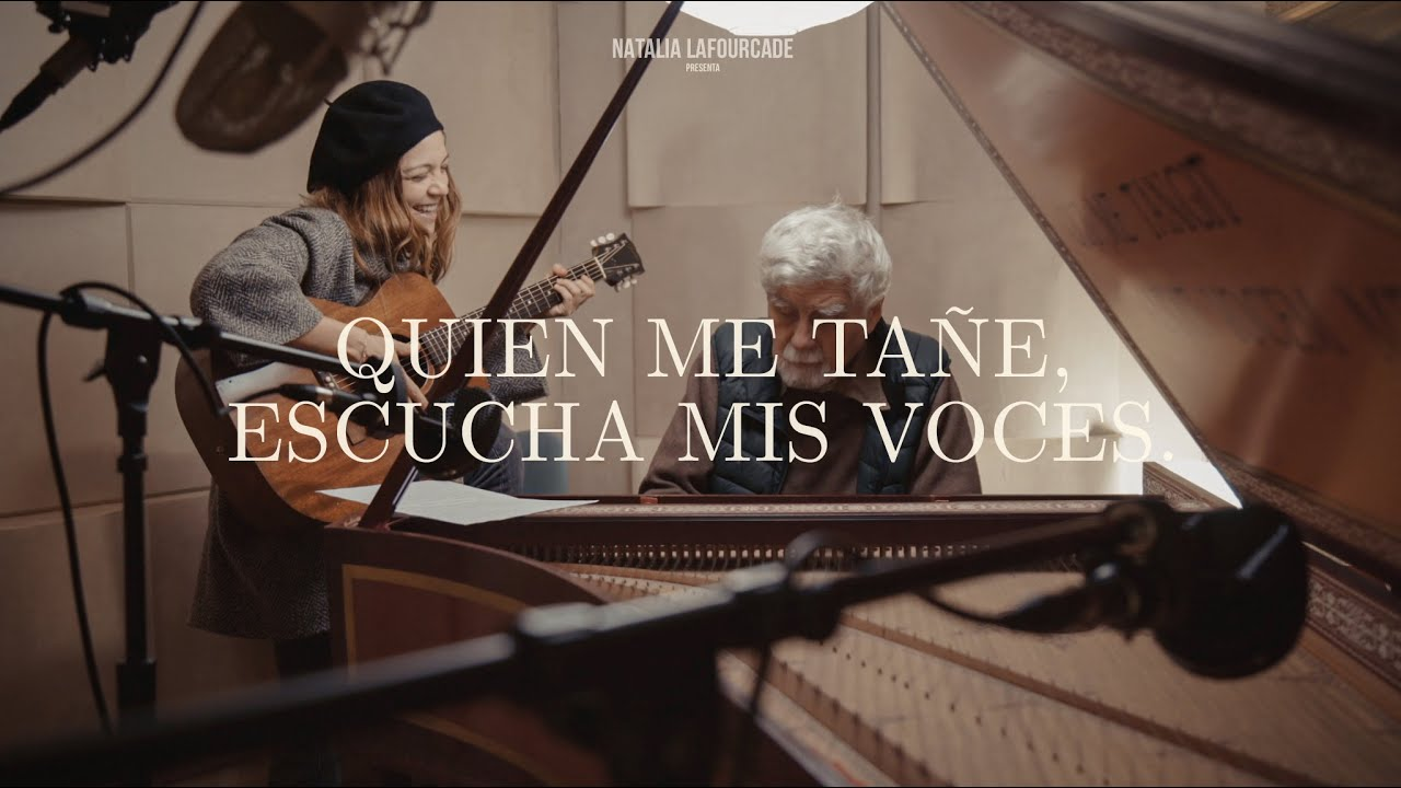 Gastón Lafourcade - Quien Me Tañe Escucha Mis Voces (Documental)