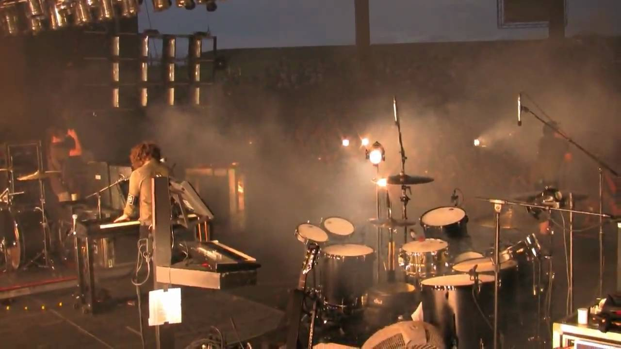 Nine Inch Nails - March of the Pigs (Backstage) - NIN|JA Tour - 5.30 ...