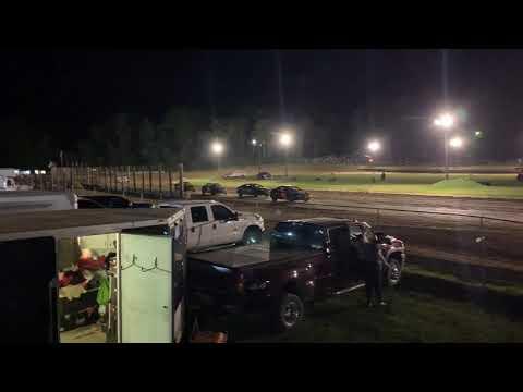 Paragon Speedway Heat Race 8/23/19
