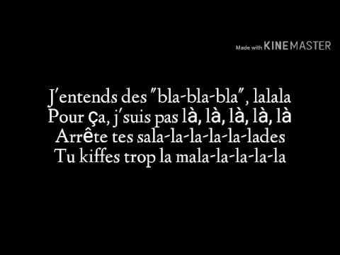 Eva - On Fleek Ft Lartiste (paroles/lyrics)