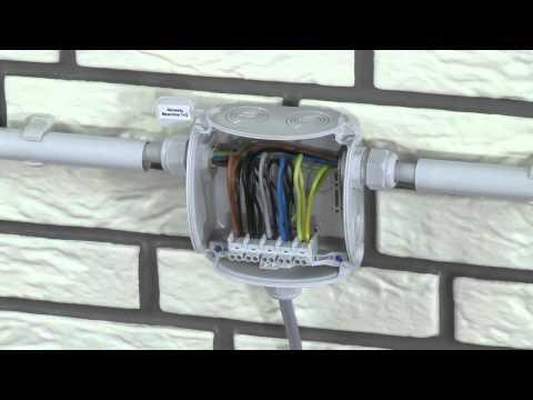 ENYCASE - Die neuen Kabelabzweigkästen von Hensel / The new Cable Junction Boxes