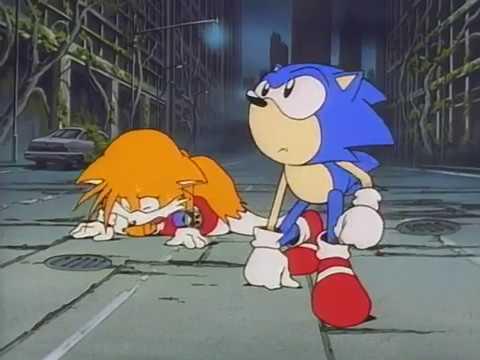 Preview Sonic Ova Espanol Lat Doblaje No Oficial Youtube