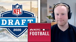 Best and Worst 2020 NFL Draft Classes | Rotoworld Football Podcast
