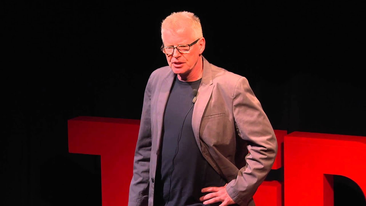 Can We Save Sport: Doug Richards at TEDxUofT