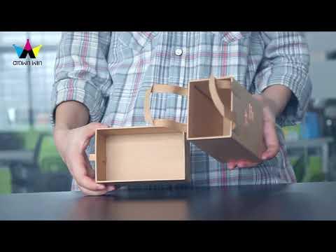 Custom Kraft Paper Drawer Box Manufacturer In China