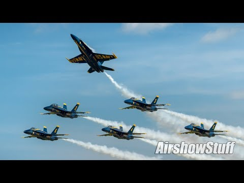 Daily Airshow Schedule For EAA AirVenture Oshkosh 2018