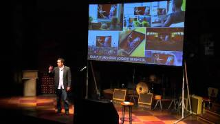 TEDxBROADWAY - Damian Bazadona - Winning the Talent War