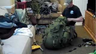 How to pack for winter camping
