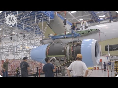 GE's little engines performing big in 2016