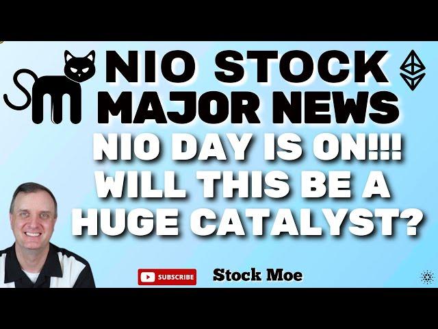NIO STOCK PRICE PREDICTION WITH NIO STOCK ANALYSIS With TESLA STOCK PRICE UPDATE STOCK MOE PATREON