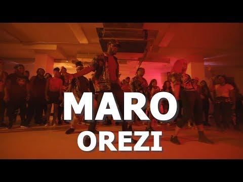 Orezi – Maro Ft. Slimcase | Meka Oku, Wendell, SayRah, & EJay Choreography