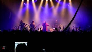 Edguy - Rock Me Amadeus (Falco cover) @ Tavastia, Hellsinki 25.09.2014