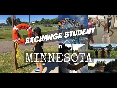 EXCHANGE STUDENT IN MINNESOTA