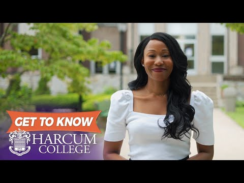 Get to Know Harcum College