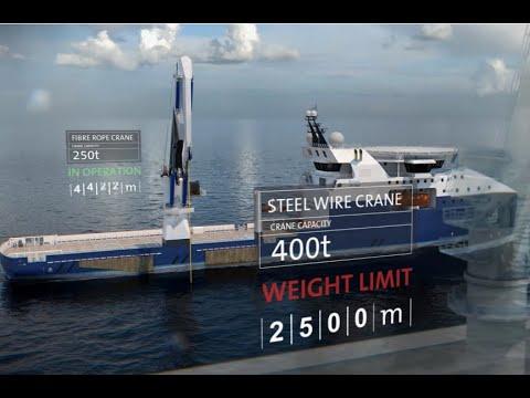 Multi-Disciplinary Optimization of a Subsea Construction Vessel