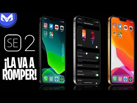 iPhone SE 2 VENDERA COMO PAN CALIENTE