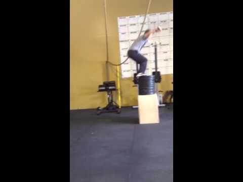 Andrew Goodman Max Box Jump