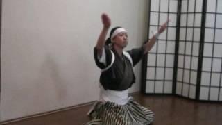 白虎隊の踊りと飯盛山に眠る19士.