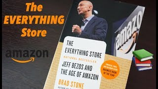 The History of Amazon #EverythingStore 📚