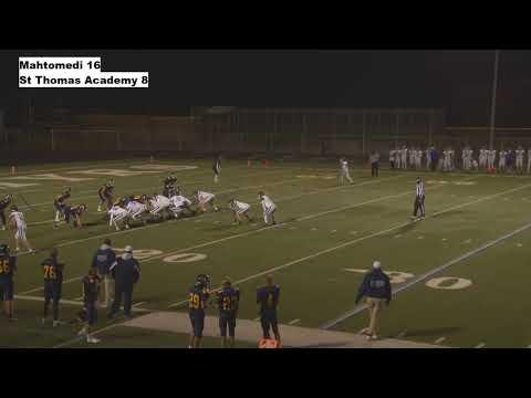 B Squad Football vs St Thomas Academy