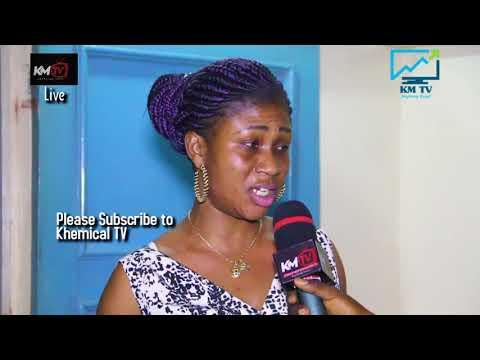Sister Martha (Afia Papa bi) from Hanover Germany surprises KMTV