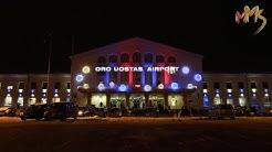 VILNIAUS ORO UOSTAS - VNO - VILNIUS AIRPORT - TIMELAPSE