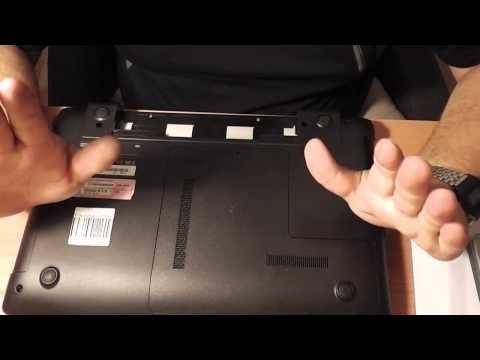 Принесли на ремонт ноутбук SAMSUNG залитый какао! Самый плохой вариант! Почему!? Увидите! - Часть 1