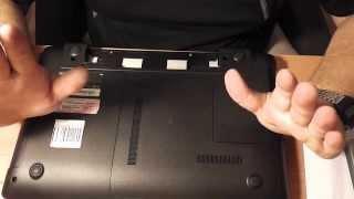 видео Ремонт ноутбуков Samsung