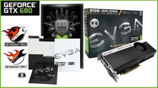 EVGA GEFORCE GTX 680 SC (superclocked). Обзор и распаковка.
