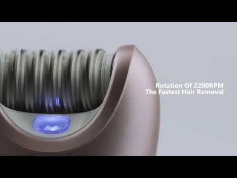REBEL 5IN1 EPILATOR